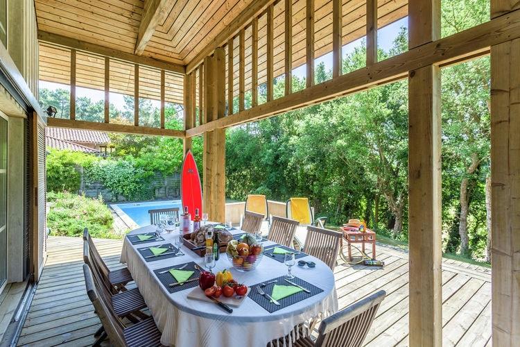 Ferienhaus Villas Clairière aux Chevreuils 2 (90004), Moliets Plage, Atlantikküste Landes, Aquitanien, Frankreich, Bild 33