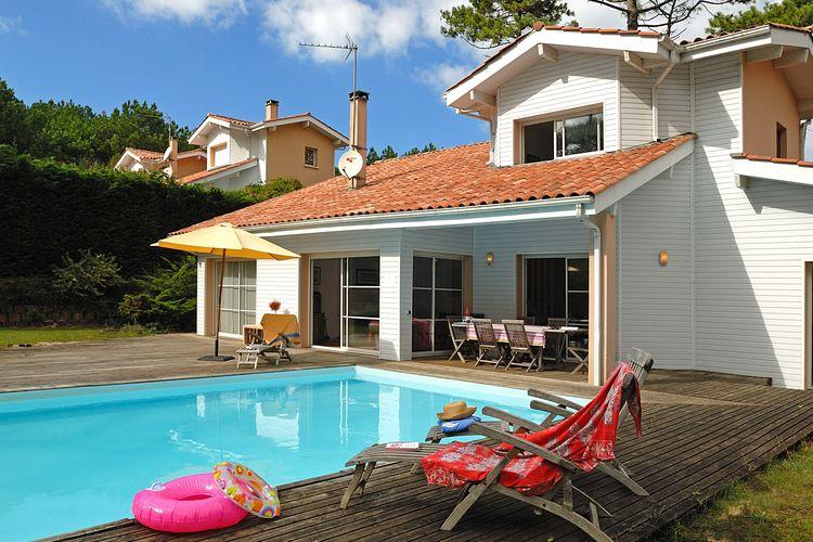 Ferienhaus Villas Royal Club Océan 17 (90002), Moliets Plage, Atlantikküste Landes, Aquitanien, Frankreich, Bild 1