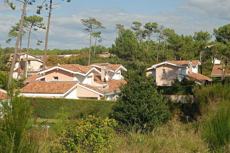 Ferienhaus Villas Royal Club Océan 17 (90002), Moliets Plage, Atlantikküste Landes, Aquitanien, Frankreich, Bild 14