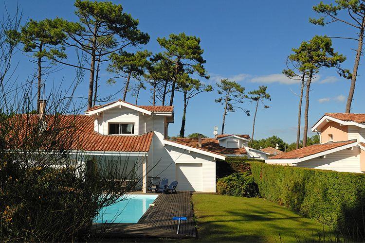 Ferienhaus Villas Royal Club Océan 17 (90002), Moliets Plage, Atlantikküste Landes, Aquitanien, Frankreich, Bild 5