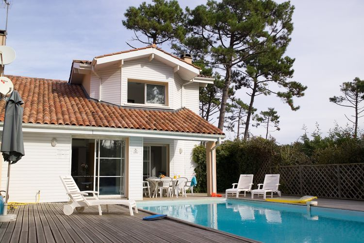 Ferienhaus Villas Royal Club Océan 17 (90002), Moliets Plage, Atlantikküste Landes, Aquitanien, Frankreich, Bild 3