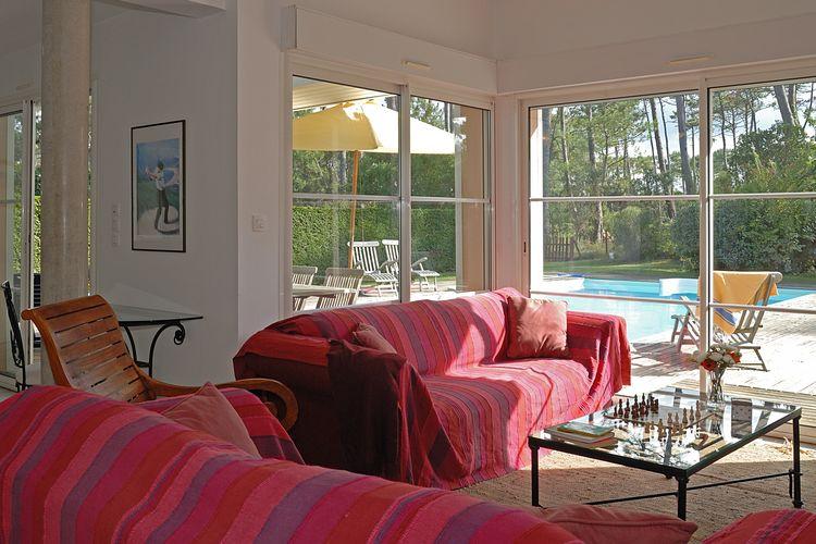 Ferienhaus Villas Royal Club Océan 17 (90002), Moliets Plage, Atlantikküste Landes, Aquitanien, Frankreich, Bild 7