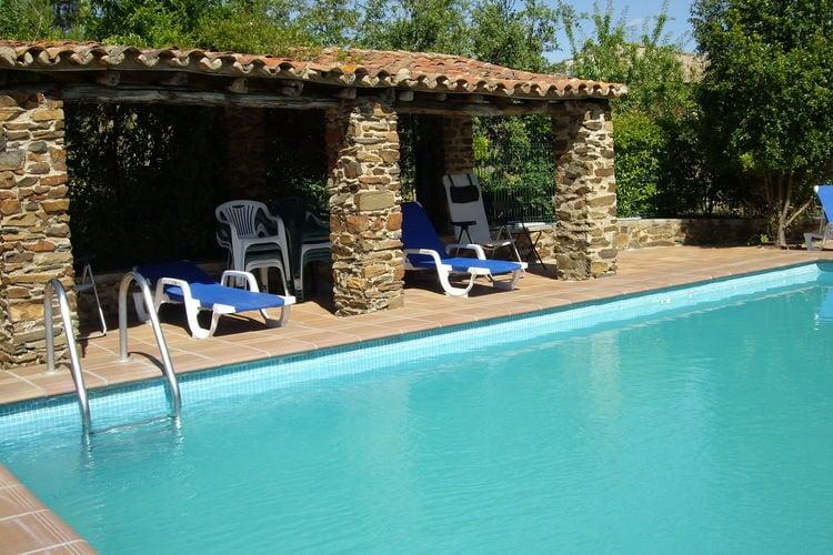 Spanje | Extramadura | Boerderij te huur in Valence met zwembad  met wifi 2 personen