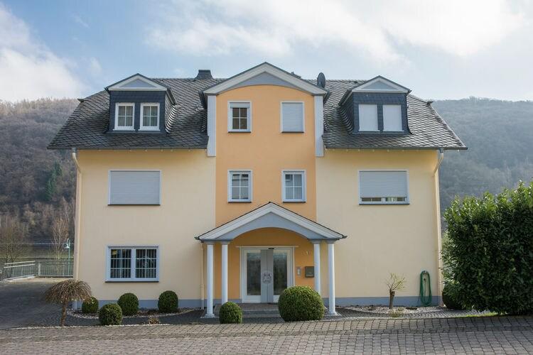Appartement  met wifi  St. Aldegund  Moderne vakantiewoning met Moezelblik