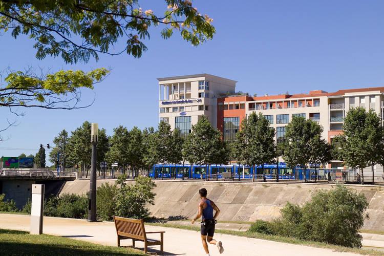 Ferienwohnung Residence les Consuls de Mer 3 (76297), Montpellier, Mittelmeerküste Hérault, Languedoc-Roussillon, Frankreich, Bild 18