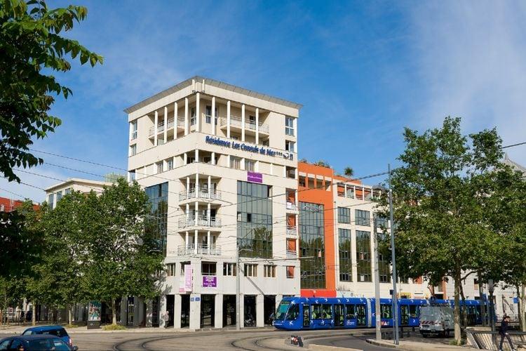 Appartement met zwembad   Montpellier  Residence les Consuls de Mer 3
