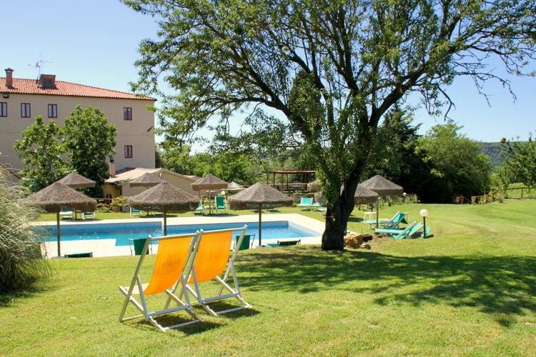 Toscana Vakantiewoningen te huur Appartement in residence vlakbij de kust