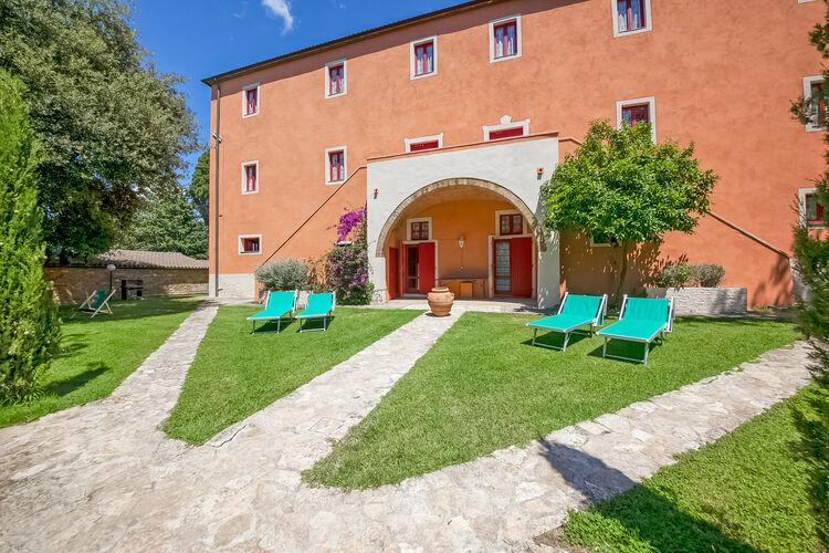 Vakantiehuizen Italie | Toscana | Boerderij te huur in Montescudaio met zwembad  met wifi 6 personen