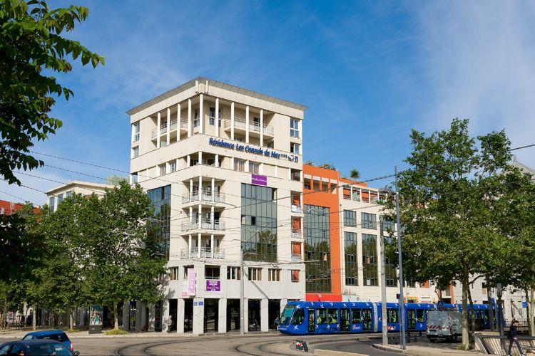Appartement met zwembad   Montpellier  Residence les Consuls de Mer 2