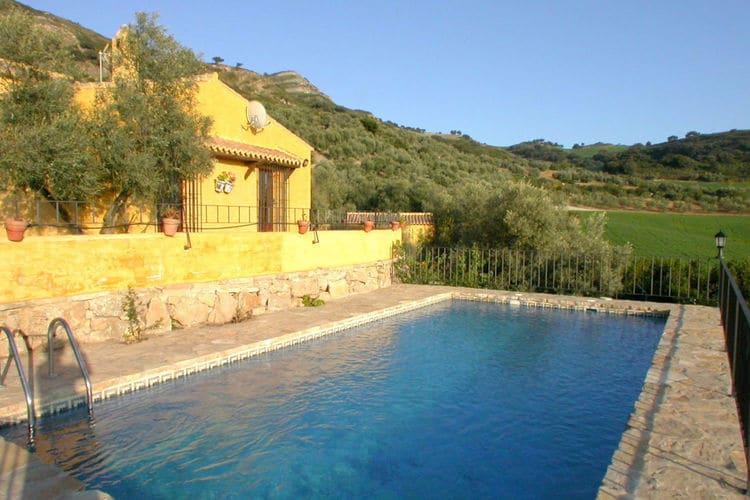 Vakantiehuizen Antequera-Los-Nogales te huur Antequera-Los-Nogales- ES-29260-04 met zwembad   te huur