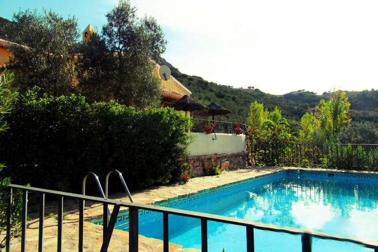 vakantiehuis Spanje, Andalucia, Antequera Los Nogales vakantiehuis ES-29260-04