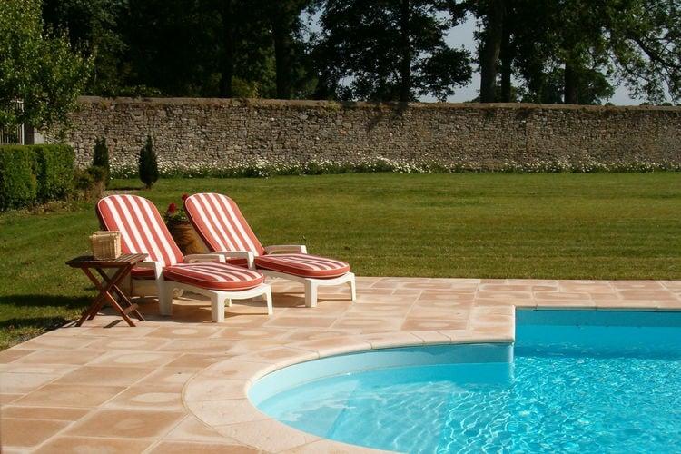 Vakantiewoning Frankrijk, Normandie, Vergoncey vakantiewoning FR-50240-02
