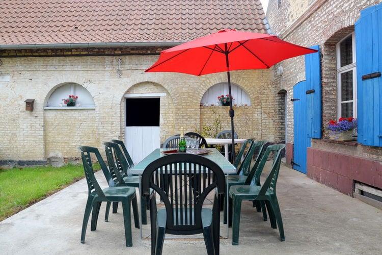 Ferienhaus La Caméliade (90011), Recques sur Hem, Pas-de-Calais, Nord-Pas-de-Calais, Frankreich, Bild 27
