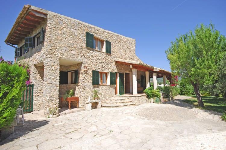 Ferienhaus Roura (342755), Mancor de la Vall, Mallorca, Balearische Inseln, Spanien, Bild 1