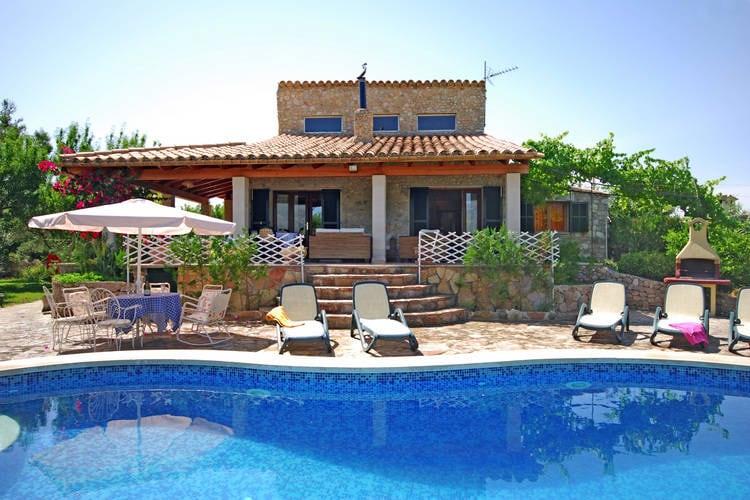 Vakantiehuis met zwembad   Manacor de la Vall  Roura