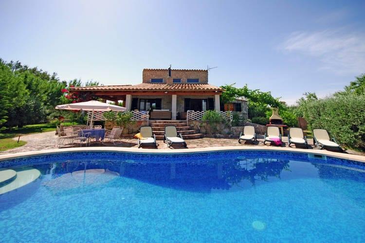 vakantiehuis Spanje, Mallorca, Manacor de la Vall vakantiehuis ES-07312-02