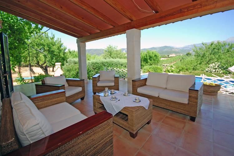 Ferienhaus Roura (342755), Mancor de la Vall, Mallorca, Balearische Inseln, Spanien, Bild 21