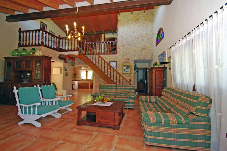 Ferienhaus Roura (342755), Mancor de la Vall, Mallorca, Balearische Inseln, Spanien, Bild 5