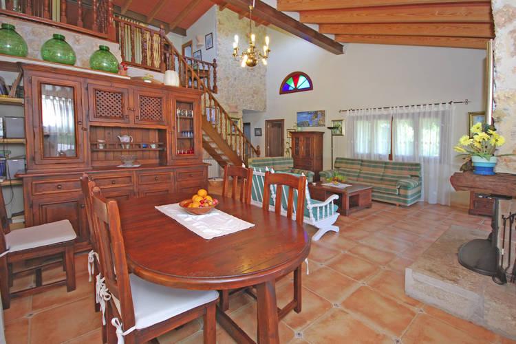 Ferienhaus Roura (342755), Mancor de la Vall, Mallorca, Balearische Inseln, Spanien, Bild 7