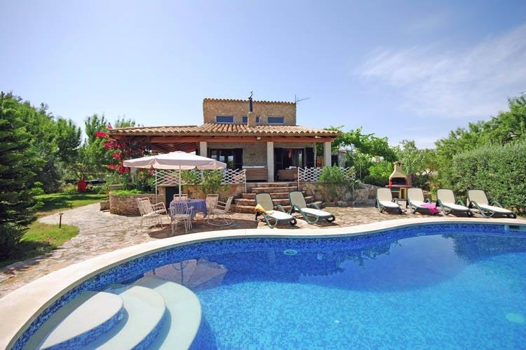 Ferienhaus Roura (342755), Mancor de la Vall, Mallorca, Balearische Inseln, Spanien, Bild 3