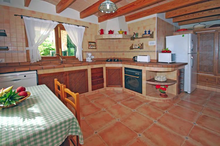 Ferienhaus Roura (342755), Mancor de la Vall, Mallorca, Balearische Inseln, Spanien, Bild 9