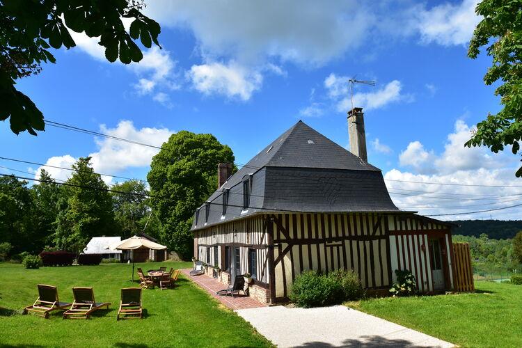 vakantiehuis Frankrijk, Normandie, Asnières vakantiehuis FR-27260-02