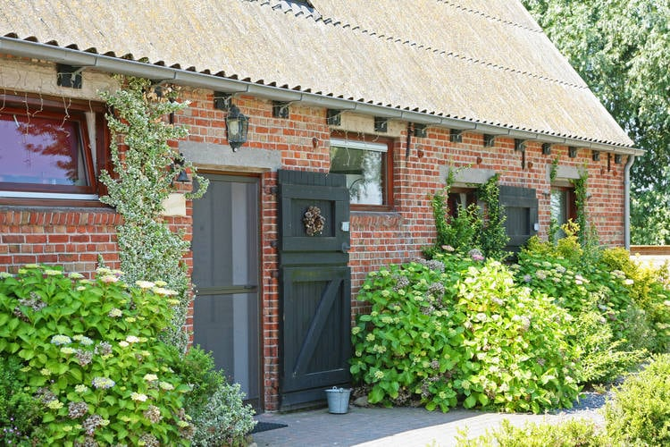 Boerderij  met wifi  Eede  Zeer mooi, ruim en comfortabel appartement met uitzicht op boomgaarden