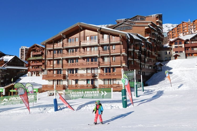 Appartement  met wifi  Rhone-alpesRésidence le Cheval Blanc 4