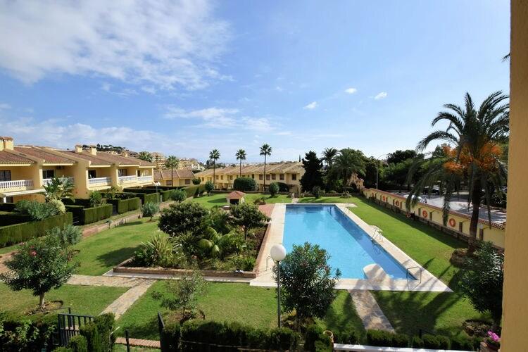 Vakantiehuis met zwembad met wifi  Costa del SolWentworth Villa
