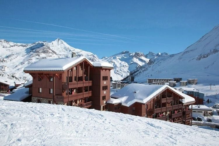 Village Montana Apartments - Tignes - Exterior - Winter