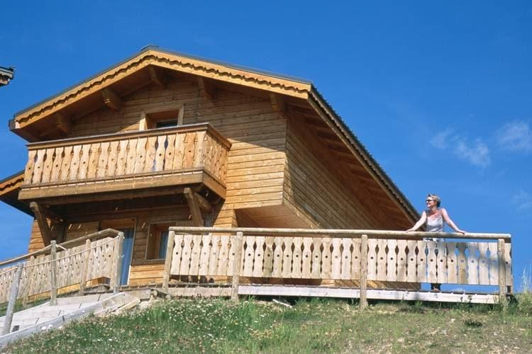 Ferienhaus Ruhiges Chalet in Plagne 1800 mit Terrasse (94778), Aime, Savoyen, Rhône-Alpen, Frankreich, Bild 1
