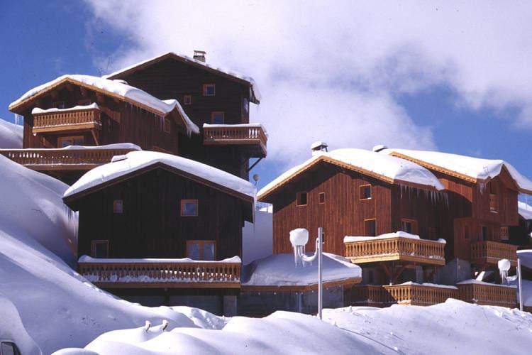 Ferienhaus Ruhiges Chalet in Plagne 1800 mit Terrasse (94778), Aime, Savoyen, Rhône-Alpen, Frankreich, Bild 11