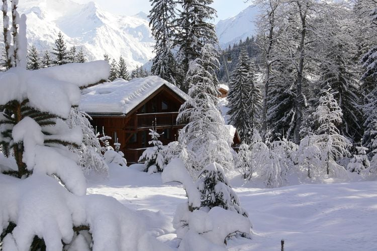 Chalet Frankrijk, Rhone-alpes, La Tania Chalet FR-73120-11