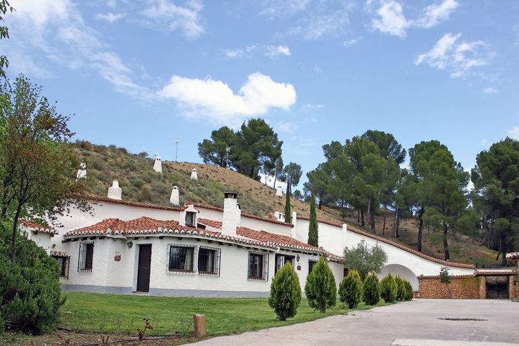 vakantiehuis Spanje, Andalucia, Alcudia de Guadix vakantiehuis ES-18511-02
