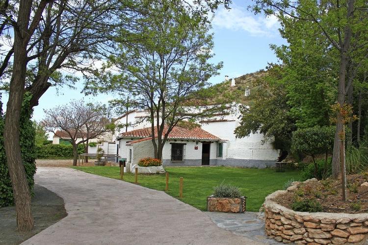 Vakantiehuizen Spanje | Andalucia | Vakantiehuis te huur in Alcudia-de-Guadix met zwembad  met wifi 2 personen