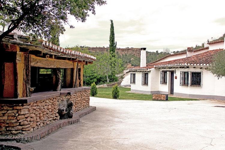 vakantiehuis Spanje, Andalucia, Alcudia de Guadix vakantiehuis ES-18511-01