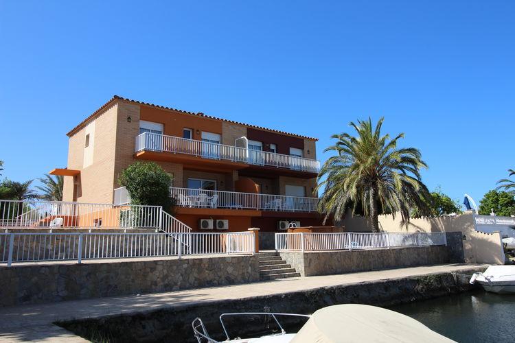 vakantiehuis Spanje, Costa Brava, Empuriabrava vakantiehuis ES-17487-20