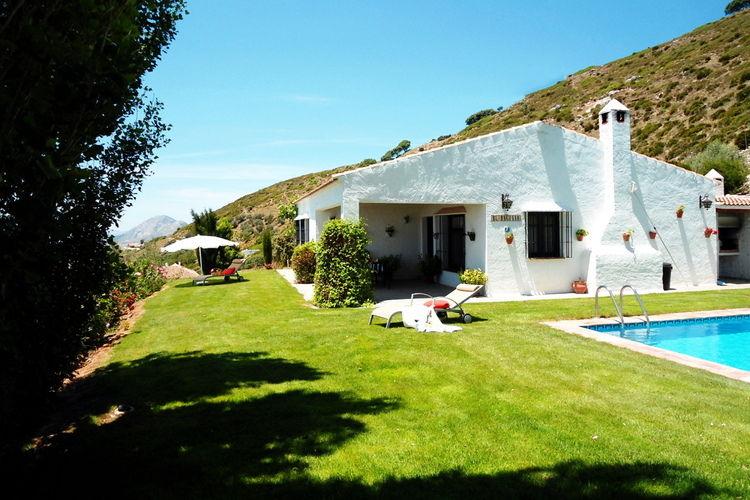 Maison de vacances El Encinar (101078), Nogales, Malaga, Andalousie, Espagne, image 2
