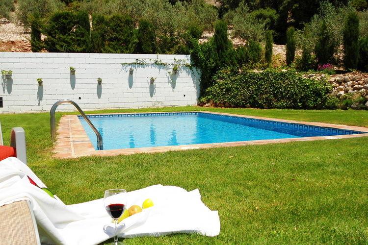 Maison de vacances El Encinar (101078), Nogales, Malaga, Andalousie, Espagne, image 7