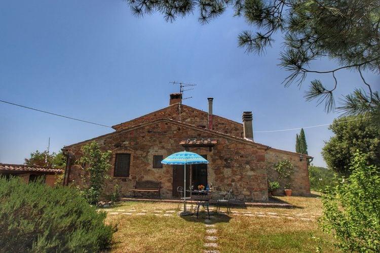 Vakantiehuizen Italie | Toscana | Boerderij te huur in Casole-Delsa   met wifi 3 personen