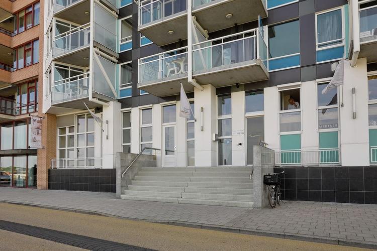 Vakantiewoning Nederland, Zeeland, Vlissingen Appartement NL-4382-01