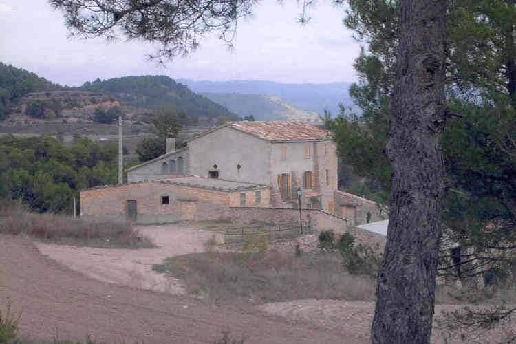 Vakantiehuis spanje, Catalunia, St. Marti de Tous Vakantiehuis ES-08712-03