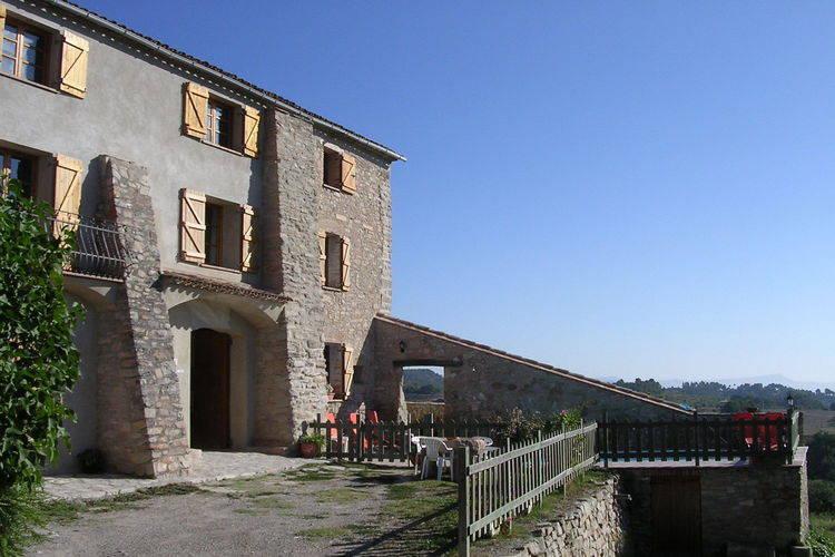 Vakantiehuis, Catalunia, St. Marti de Tous Vakantiehuis ES-08712-01