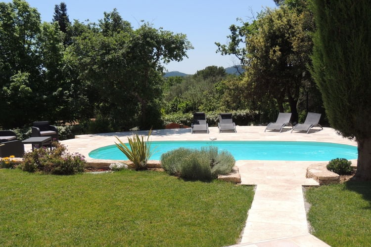 Villa Frankrijk, Provence-alpes cote d azur, Bagnols en Foret Villa FR-83600-08