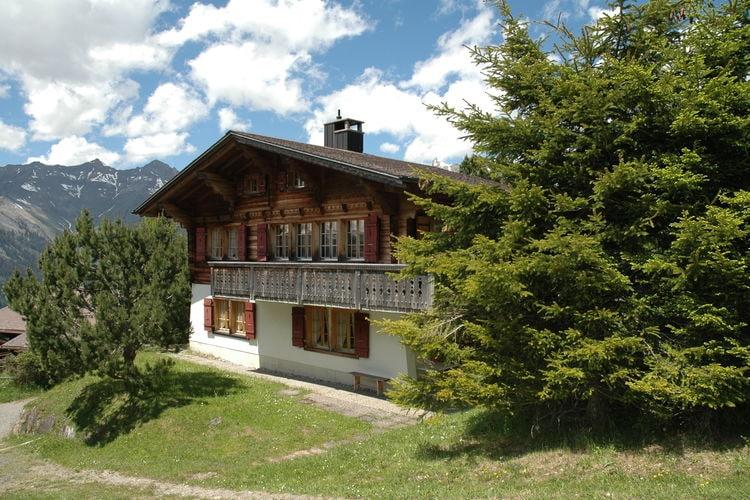 Chalet Zwitserland, Bern, Achseten Höchst Chalet CH-3725-01