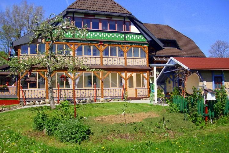Duitsland | Baden-Wurttemberg | Appartement te huur in Bernau-Innerlehen   met wifi 5 personen