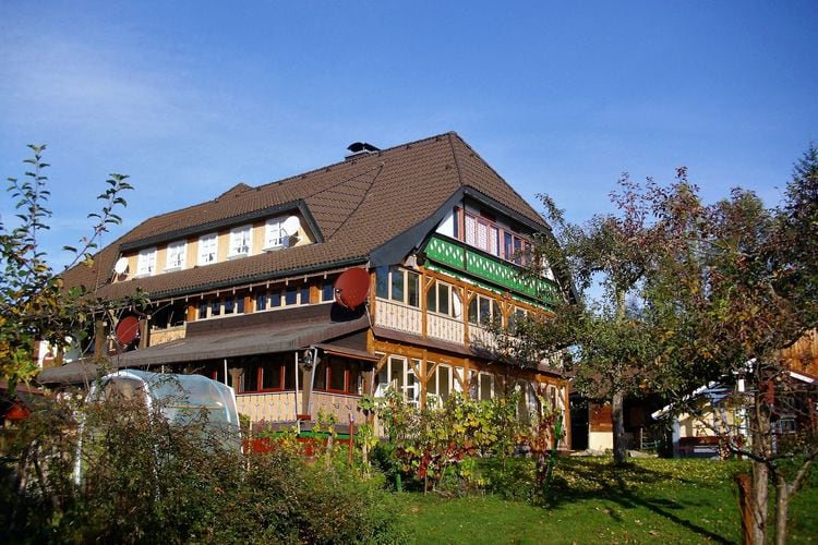Holiday apartment Wannenhof (255402), Bernau, Black Forest, Baden-Württemberg, Germany, picture 1