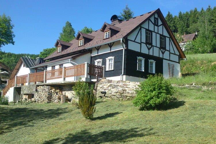 Tsjechie / West-Bohemen | Vakantiehuis    - Kraslice  Ferienhaus Sonja