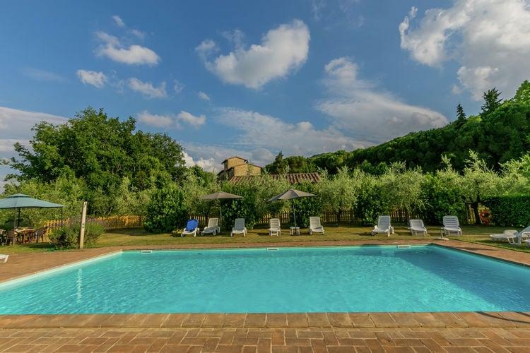 Vakantiehuizen Italie | Toscana | Boerderij te huur in Montepulciano met zwembad  met wifi 4 personen