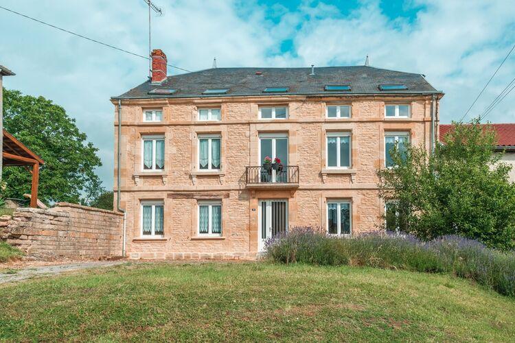 Vakantiehuizen Frankrijk | Champagne-ardenne | Vakantiehuis te huur in Nouart   met wifi 4 personen